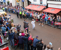 Melton Mowbray Olympic Torch Relay