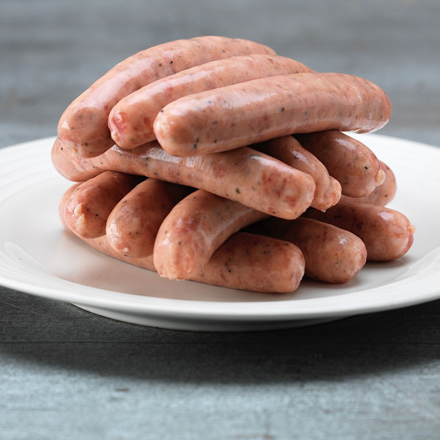 Dickinson & Morris Chipolata Pork Sausage