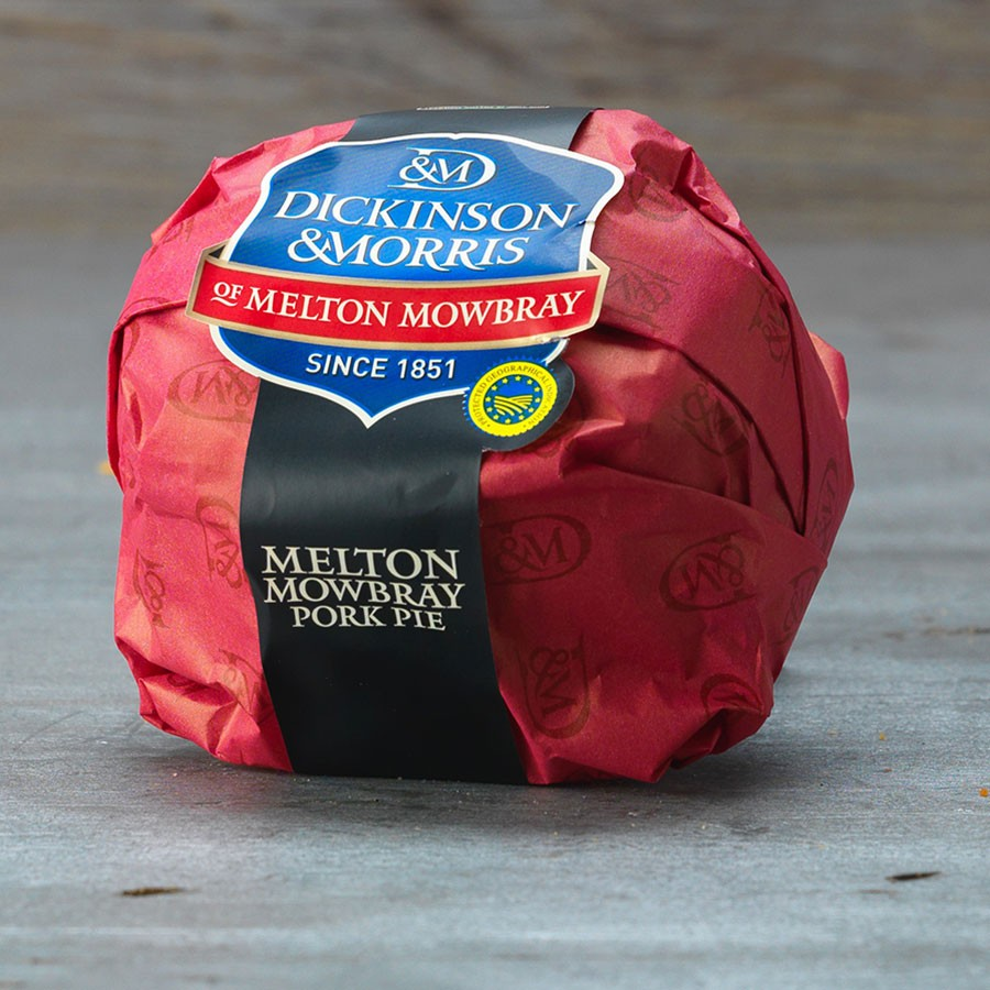 Large Melton Mowbray Pork Pie