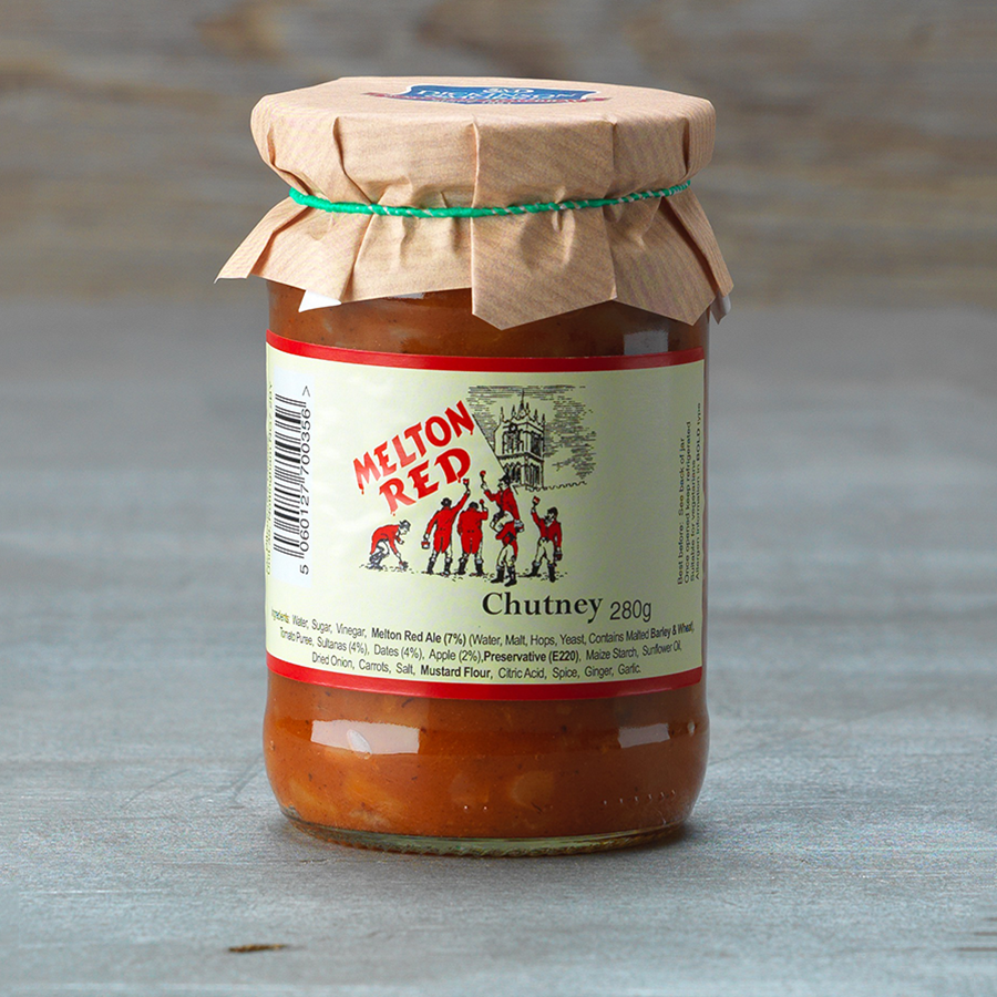 Melton Red Chutney