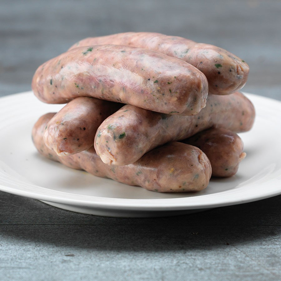 Toulouse Style Sausage