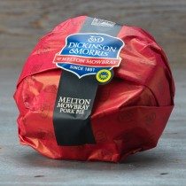 Extra Large Melton Mowbray Pork Pie