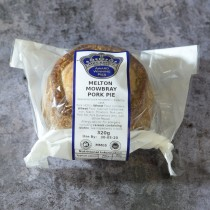 Mrs King's Melton Mowbray Small Pork Pie