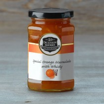 Special Orange Marmalade with Whisky