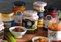 Chutneys and Preserves