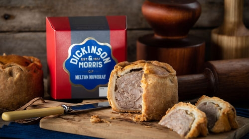 The Perfect Melton Mowbray Pork Pie