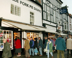 Pork Pie Shop Melton Mowbray